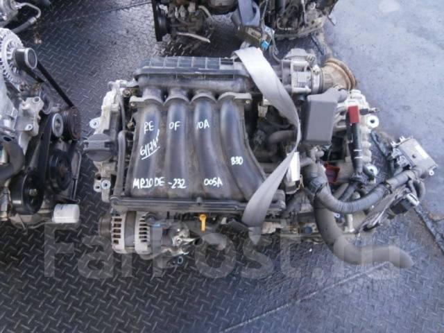 Двигатель в сборе. Nissan: Bluebird, X-Trail, Presage, Cefiro, March, AD, Almera, Sunny, Wingroad, Skyline, Murano, Teana, Qashqai Двигатели: KA24DE...
