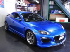 Mazda RX-8. механика, задний, 1.3, бензин, 105 тыс. км, б/п, нет птс. Под заказ