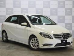 Mercedes-Benz B-Class. автомат, передний, 1.6, бензин, 34 тыс. км, б/п. Под заказ