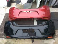 Бампер. Nissan Leaf