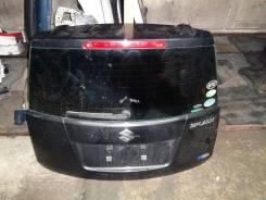 Дверь багажника. Suzuki Splash, XB32S