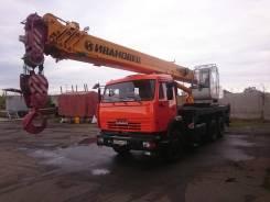 Ивановец КС-45717К-1Р. Продам автокран КС-45717К-1Р, 2012, 11 762 куб. см., 25 000 кг., 31 м.