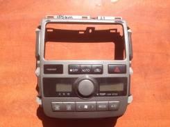 Блок управления климат-контролем. Toyota Ipsum, ACM21W, ACM21