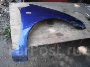 Крыло. Toyota Prius, NHW20 Двигатель 1NZFXE