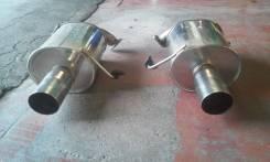 Глушитель. Subaru Legacy, BL5, BL, BP5, BP Двигатели: EJ20Y, EJ20X
