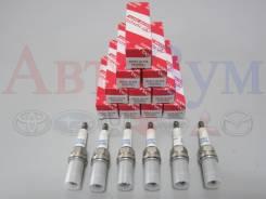 Свеча зажигания. Lexus: ES300, LS430, LS400, GS430, GS300, SC300, LX470, SC400 Toyota: Lite Ace, Corona, Ipsum, Corolla, Altezza, Tundra, Sprinter, Vi...