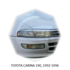 Накладка на фару. Toyota Carina