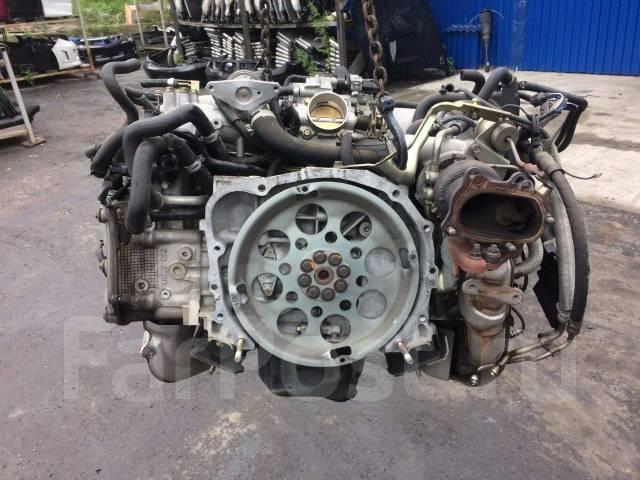Двигатель в сборе. Subaru Forester, SG9L, SG69, SG5, SG, SG9, GD, GDA, GDB, GG, GGA, GGB Subaru Impreza WRX, GGB, GDB, GDA, GGA, GG, GD Subaru Impreza...