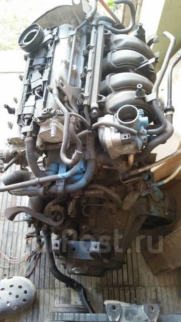 Двигатель в сборе. SEAT Ibiza SEAT Cordoba Volkswagen Polo Двигатель BBY