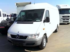 Mercedes-Benz Sprinter. Цельнометаллический фургон Classic 311L, 2 500 куб. см., 1 315 кг.