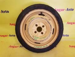 Запасное колесо Toyota R14, 100.00x4. x14 4x100.00 ЦО 54,0мм.