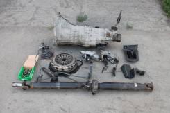 Механическая коробка переключения передач. Nissan Skyline, BNR34, HR34, ER34, ENR34 Двигатель RB25DET