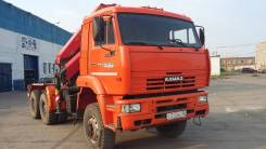 Palfinger PK 30002-K High Perfomance. Камаз 65225-22 с КМУ Palfinger 30002K, 6 800 кг., 12 м.