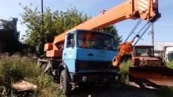 МАЗ 53366. Продам Автокран, 14 000 кг.