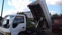 Nissan. Ниссан , широкобазный , самосвал аформлен, 4 300 куб. см., 3 000 кг.
