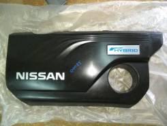 Крышка двигателя. Nissan X-Trail, NHT32, HT32, HNT32
