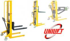 Unilift. Продажа Гидравлического Штабелера SHM-1016, 1 000кг.