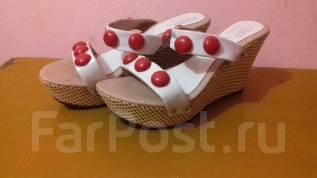 Женская обувь. Лето. Осень. 37-39 размер