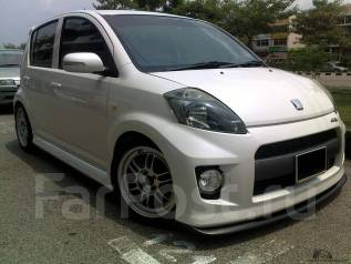 Бампер. Toyota Passo, KGC10, KGC15, QNC10