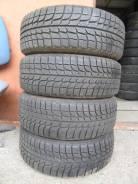 Michelin X-Ice. Зимние, без шипов, 2005 год, износ: 10%, 4 шт