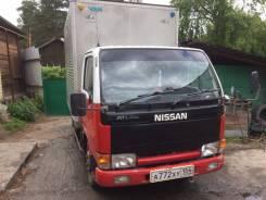 Nissan Condor. , 4 200 куб. см., 2 000 кг.