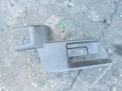 Ручка открывания багажника. Mitsubishi Canter