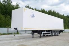 Тонар. Новый изотермический полуприцеп тонар, 27 000 кг.