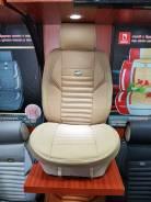 Чехлы на сиденья комбинированные. Land Cruiser 200 / Lexus LX570 Новые