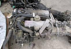 Двигатель в сборе. Nissan Largo