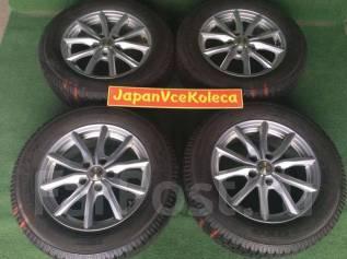 205/65R16 Toyo G4 на литье. Из Японии (16504). 6.0x16 5x114.30 ET35