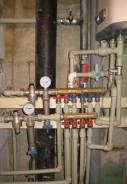 Услуги: сантехника, вода, отопление, канализации