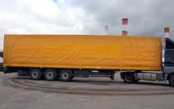 Kogel SN24. Kоgel SN24 Бортовой-тентованный полуприцеп, 39 000 кг.