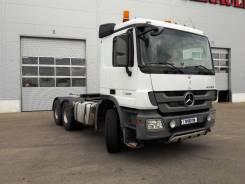 Mercedes-Benz Actros. Продажа тягача 3341S 6х4 2012 г, 12 000 куб. см., 23 300 кг.