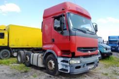 Renault Premium. Седельный тягач 420. Год выпуска - 2001, 11 110 куб. см., 24 000 кг.