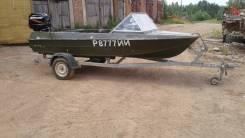 Крым. двигатель подвесной, 60,00л.с., бензин
