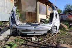 Панель стенок багажного отсека. Renault Sandero