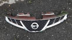 Решетка радиатора. Nissan Murano, Z51R, Z51
