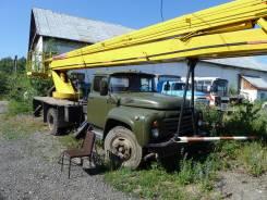 ЗИЛ 130. Автовышка ВС22МС ЗИЛ-130 1994г., 3 000 куб. см., 22 м.