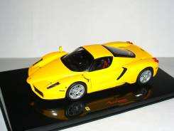 Ferrari Enzo 2002г. Elite Hot Wheels 1/43 - Феррари-Энцо 1:43 Yellow