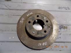 Диск тормозной. Mazda Mazda6, GH