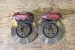 Тормозная система. Toyota Aristo Toyota Supra Toyota Soarer Двигатели: 2JZGE, 2JZGTE, 1JZGTE