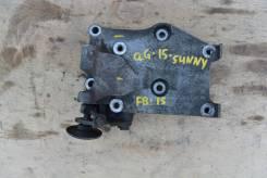 Крепление компрессора кондиционера. Nissan: Wingroad, Avenir, Primera Camino, Sunny, Bluebird, Expert, AD, Tino Двигатели: QG18DE, QG13DE, QG15DE, QG1...