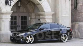 Обвес кузова аэродинамический. Lexus IS250. Под заказ