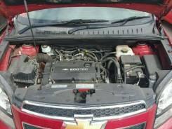 Новый двигатель 1.8B F18D4 на Chevrolet без навес.