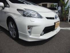 Обвес кузова аэродинамический. Toyota Prius, ZVW35, ZVW30L, ZVW30 Двигатель 2ZRFXE