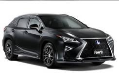 Обвес кузова аэродинамический. Lexus RX450h, GYL25W, GYL25, GYL20W Lexus RX350, GGL25, GYL20W, GYL25, GYL25W Lexus RX200t Двигатели: 2GRFXE, 2GRFXS, 2...
