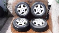 Колеса R15. 6.5x15 5x114.30 ET45