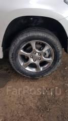 Комплект колес на литье 17, лето 11000. 6.0x17 5x114.30 ET50 ЦО 70,0мм.