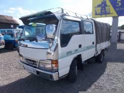 Isuzu Elf. Обалденный двухкабинный грузовик., 3 100 куб. см., 1 500 кг.