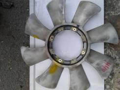 Вентилятор охлаждения радиатора. Mitsubishi Pajero, V46V, V46W, V44W, V46WG, V44WG